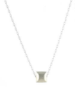 Square Pendant Necklace