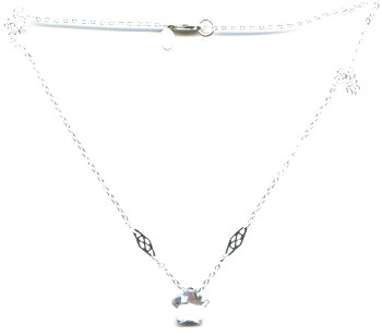 Star Crystal Necklace -- NA