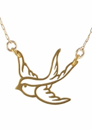 Swallow Necklace, Large