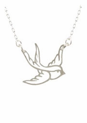 Swallow Necklace, Small