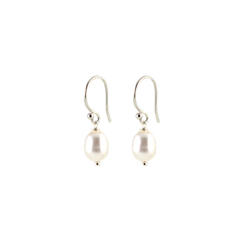 Teds Pearl Earrings