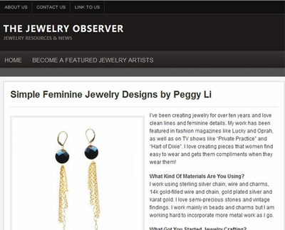 The Jewelry Observer