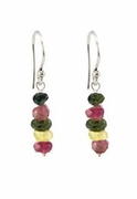 Tourmaline Stack Earrings
