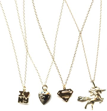Vintage Charm Necklaces