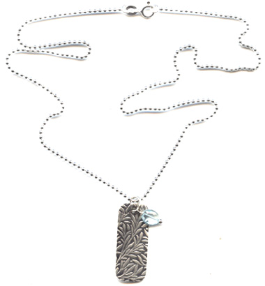 Willow Tag Necklace