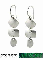 Windchime Earrings - Seen on Arrow