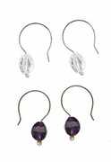Wired Earrings (4 gems)