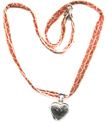 With Love Locket Necklace -- NA