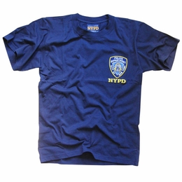 Nypd hoodies sweatshirts t shirts caps towels bags for Embroidered police polo shirts