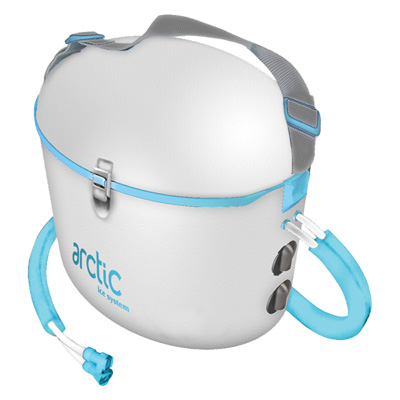 ARS Aqua Relief System Arctic Ice System Cold Water Therapy Device