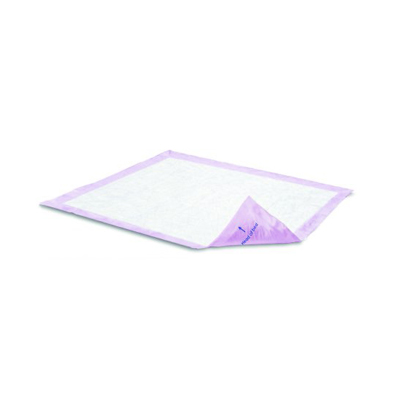 Attends Maximum Strength Supersorb Breathable Underpad - Purple - 30x36 in - ASBM-3036 - 60/cs