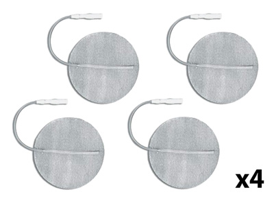 Axelgaard PALS 1.25 in Round Silver Electrodes - 16 Pads
