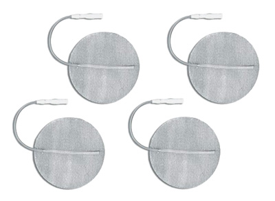Axelgaard PALS 1.25 in Round Silver Electrodes - 4 Pads