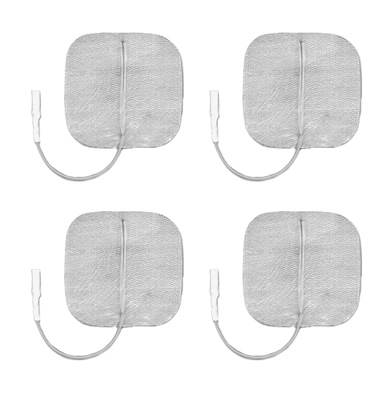 Axelgaard PALS 2 x 2 in Square Silver Electrodes - 16 Pads