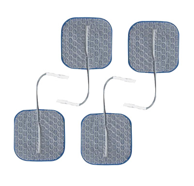 Axelgaard PALS Blue 2x2 in Square Silver Electrodes - 16 Pads