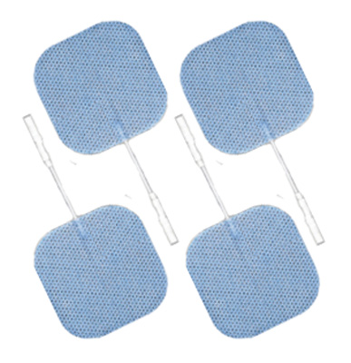 Axelgaard ValuTrode Lite 2 x 2 in Square Carbon Electrodes - 16 Pads