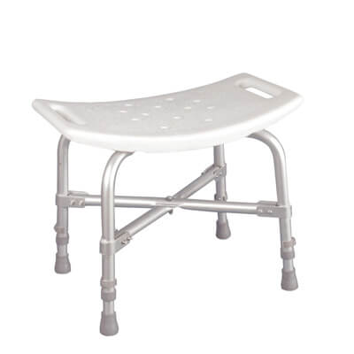 Drive Medical Bariatric Heavy Duty Bath Bench Model 12022kd-1