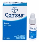 Bayer Contour Control Solution, Low