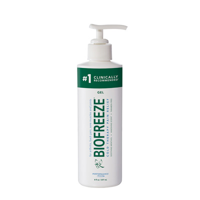 Biofreeze Classic Green Pump - 8 oz