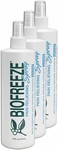 Biofreeze Pain Relieving Gel Spray 16 oz (3 Pack)