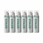 Biofreeze Professional Pain Relieving Gel, 360 Spray - 4 oz - 6 Pack