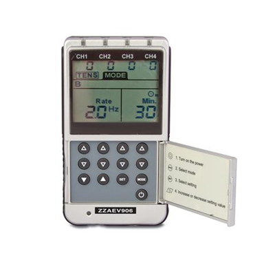 BodyMed ZZAEV906 Digital 4 Channel TENS & EMS Unit