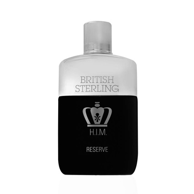 British Sterling H.I.M. Reserve - EDT Spray, 3.8 oz (112 mL)