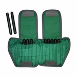 CanDo Adjustable Ankle Weight - Green - 5lbs - 10-3331-1