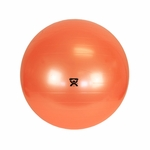 CanDo Inflatable Ball - Orange - 22 in - 30-1802B