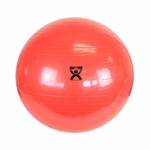 CanDo Inflatable Ball - Red - 30 in - 30-1804B
