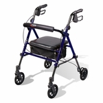 Carex Step 'N Rest� Rolling Walker