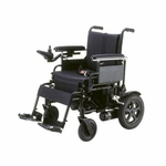 Drive Medical Cirrus Plus 20 inch Folding Power Wheelchair cpn20fba