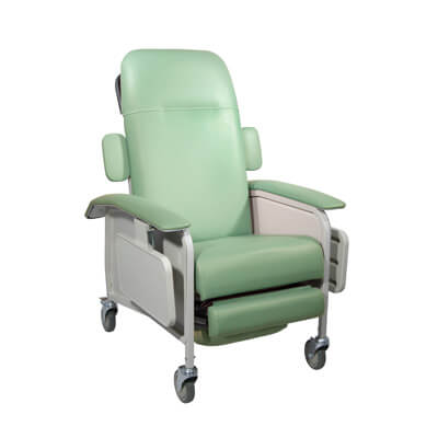 Drive Medical Clinical Care Jade Geri Chair Recliner d577-j