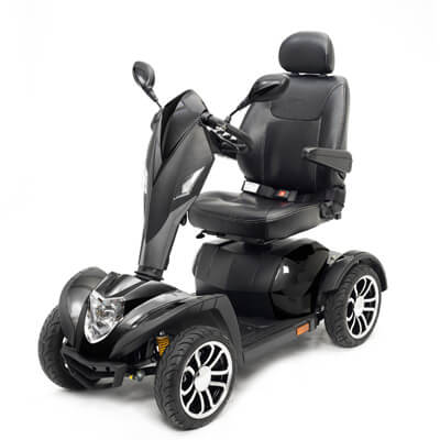 Drive Medical Cobra GT4 Heavy Duty Power Scooter with 20 inch Seat cobragt420cs