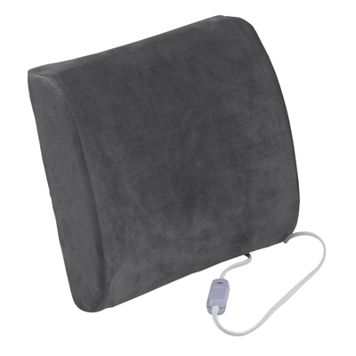 Comfort Touch Heated Lumbar Support Cushion - Drive Medical - RTL2017CTL