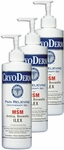 Cryoderm Pain Relief Pump - 16 oz (3 Pack)