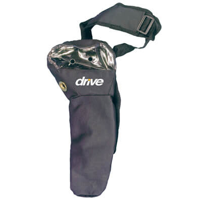 Drive Medical D Tank Oxygen Cylinder Carry Bag 18102
