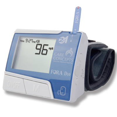 D10 Blood Glucose Monitoring System