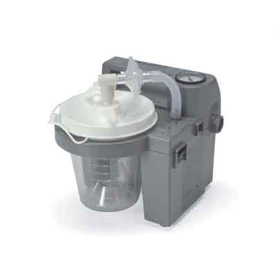 DeVilbiss Healthcare 7305 Series Homecare Suction Unit with External Filter 7305d-d-exf