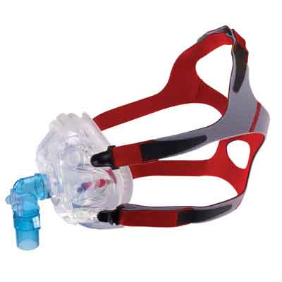 DeVilbiss Healthcare V2 CPAP Full Face Mask, Small 113487