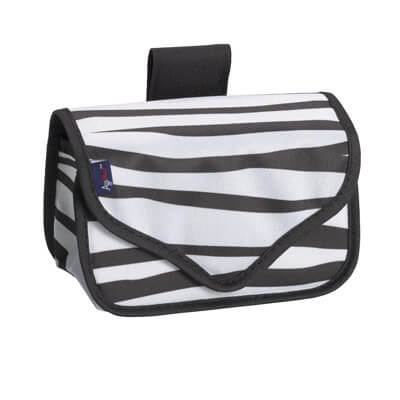 Drive Medical AgeWise Walker Rollator Eyeglass Case, Zebra - Model RTL6090Z