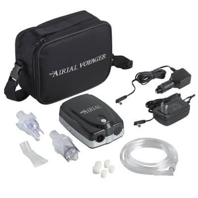 Drive Medical Airial Voyager Portable Nebulizer - Model MQ5501
