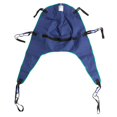 Drive Medical Divided Leg Patient Lift Sling, Large - Model 13262L