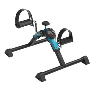 Drive Medical Folding Exercise Peddler with Digital Display - Model RTL10275