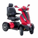 Drive Medical King Cobra Executive Power Scooter, 4 Wheel, 22 in Captain Seat kingcobra422cs