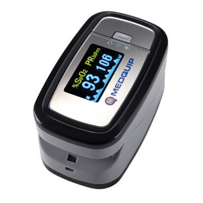 Drive Medical View SPO2 Deluxe Pulse Oximeter - Model MQ3200