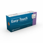 Easy Touch Hypodermic Needle 100ct 16G  25mm, 1 in 801601