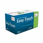 Easy Touch 29 Gauge 1/2 in Pen Needles - 100 ea