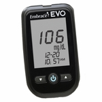 Embrace® Evo Mini Blood Glucose Monitoring System, Retail, All-In-One Kit