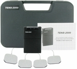 EMSI TENS-2000 Analog TENS Unit - 3 Mode